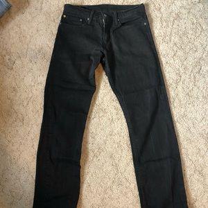 Men's Levi 514 jeans